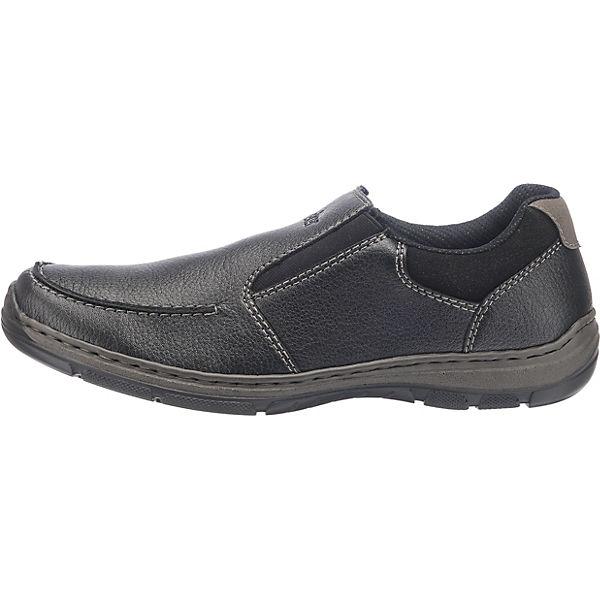 rieker Gute rieker Slipper schwarz  Gute rieker Qualität beliebte Schuhe 823cb8
