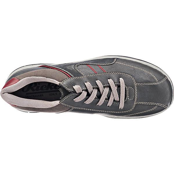 rieker rieker Freizeit Schuhe grau
