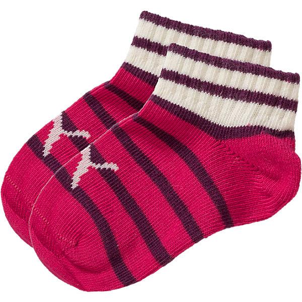 PUMA Baby Socken Doppelpack für Mädchen pink