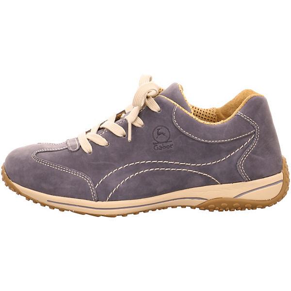 Gabor, Gabor Halbschuhe, blau Schuhe  Gute Qualität beliebte Schuhe blau 31c551