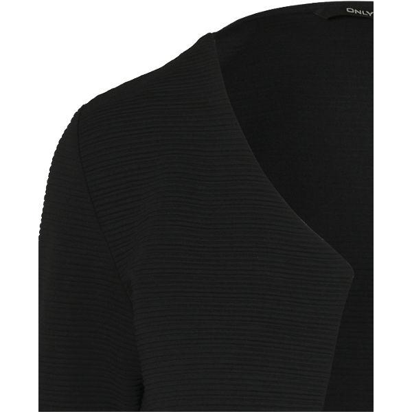 schwarz schwarz ONLY ONLY ONLY Jerseyjacke schwarz schwarz ONLY Jerseyjacke Jerseyjacke Jerseyjacke wrIBCdqnr