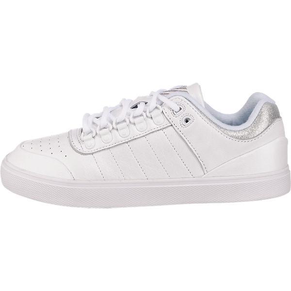 Sleek SWISS Sneakers kombi Gstaad SWISS K weiß Neu K w6ZCXqSWC