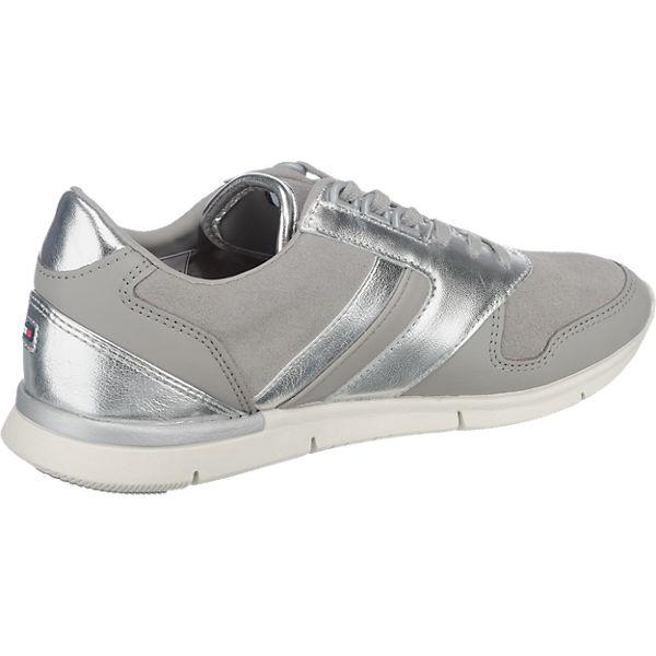 TOMMY HILFIGER TOMMY HILFIGER Skye Sneakers grau