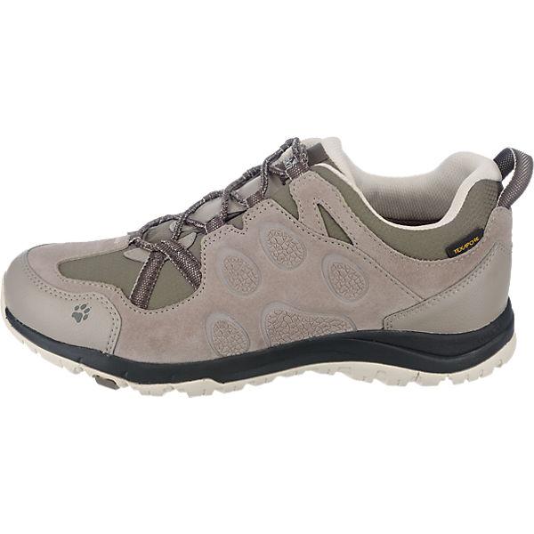 Jack Wolfskin JACK WOLFSKIN Rocksand Texapore Low Outdoor Schuhe wasserdicht beige
