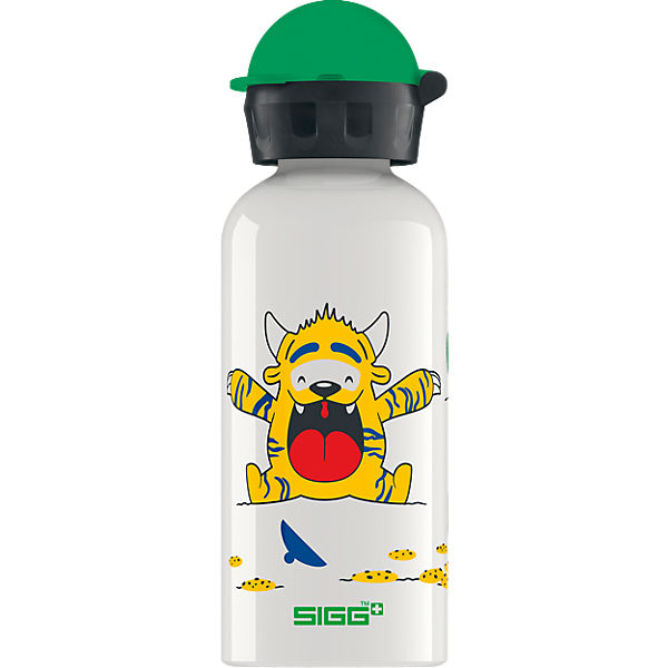 Alu-Trinkflasche Fluffy Monsters, 400 ml