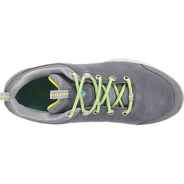 Columbia Columbia Fire Venture Outdoor Schuhe wasserdicht grau