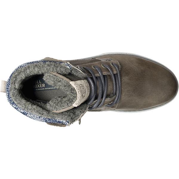 BULLBOXER BULLBOXER Stiefel & Stiefeletten grau