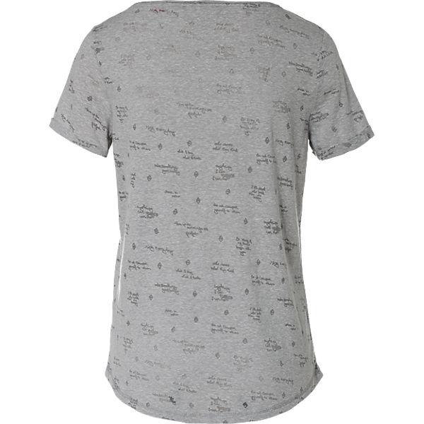 grau T s Oliver Oliver s Shirt qU7YXw