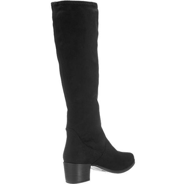 CAPRICE, CAPRICE Bella Stiefel,  schwarz  Stiefel,  3b8701