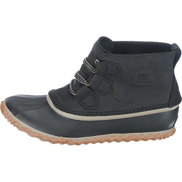SOREL, SOREL Out N About Stiefeletten, schwarz-kombi  Gute Qualität beliebte Schuhe