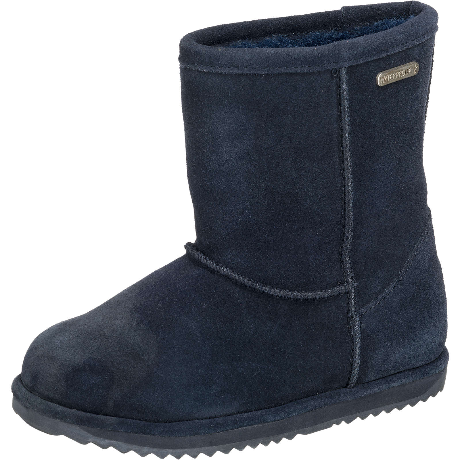 EMU Australia Kinder Winterstiefel Brumby Lo, waterproof dunkelblau Gr. 32 jetztbilligerkaufen