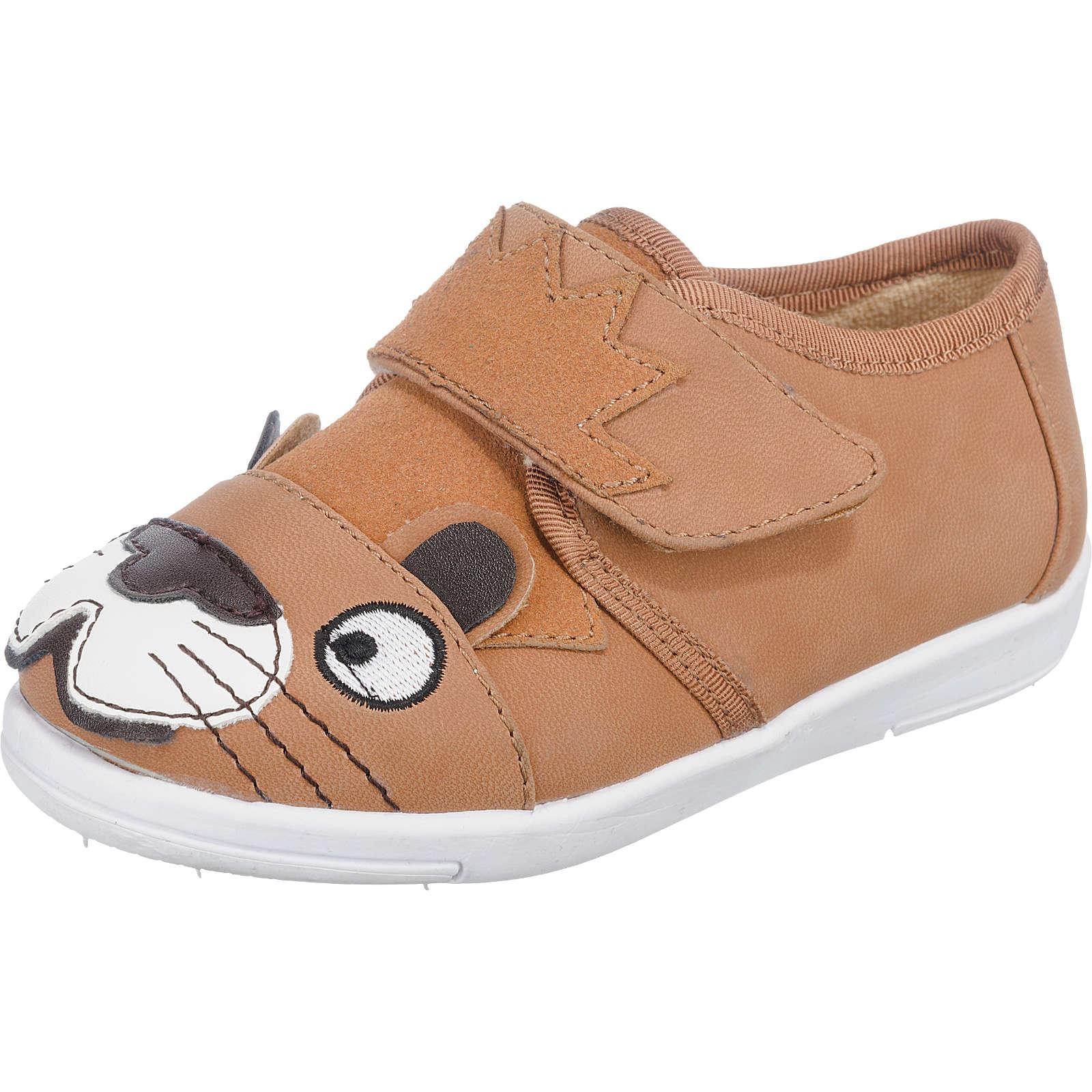 EMU Australia Hausschuhe Lion Sneaker Gr. 33/34 Jungen Kinder - broschei