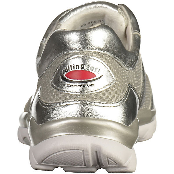 Sneakers Gabor Gabor silber Gabor Gabor fxq0tXvH0w