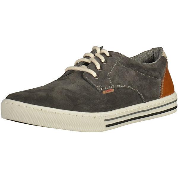 rieker Sneakers grau Herren Gr. 46 Sale Angebote Drebkau