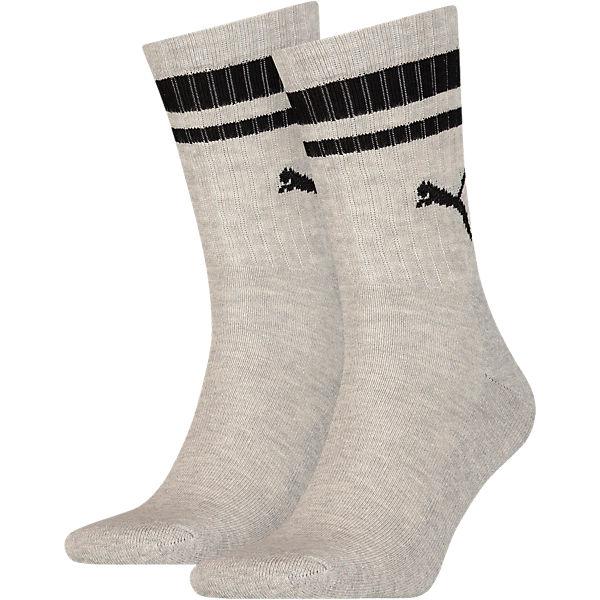 Paar PUMA Socken 2 grau PUMA 2 xBwtUU