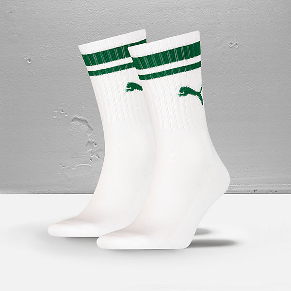 PUMA PUMA 2 Paar Paar Socken mehrfarbig Socken 2 mehrfarbig xqEBnq7I