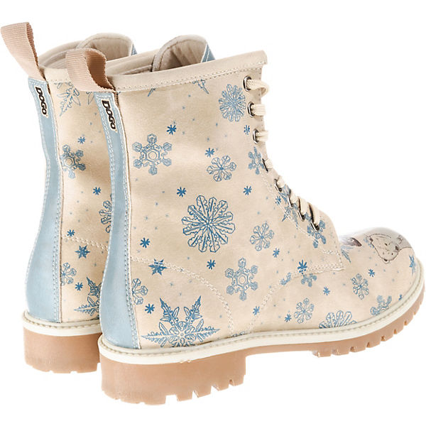 kombi blau Alaska Shoes Schnürstiefel Dogo gwtXq5xIt