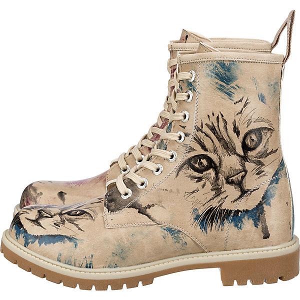 Shoes mehrfarbig Shoes Schnürstiefel Dogo Dogo Schnürstiefel Deepness Deepness FwTx06qn