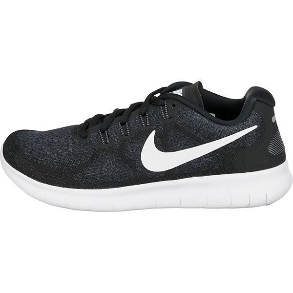 Nike Performance Free Run 2017 Sportschuhe schwarz-kombi