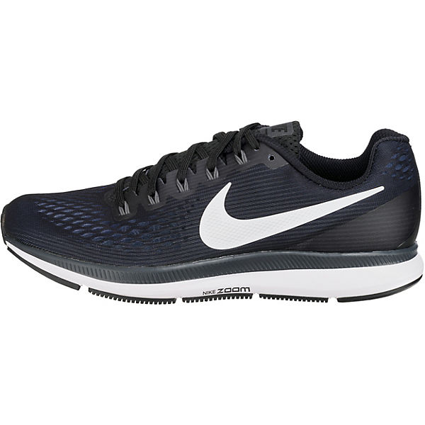 Nike Performance Air Zoom Pegasus 34 Sportschuhe schwarz-kombi
