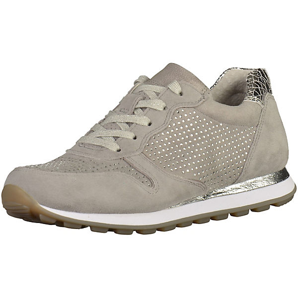 Gabor Sneakers Gabor grau Gabor Gabor x6PBwq6Yr