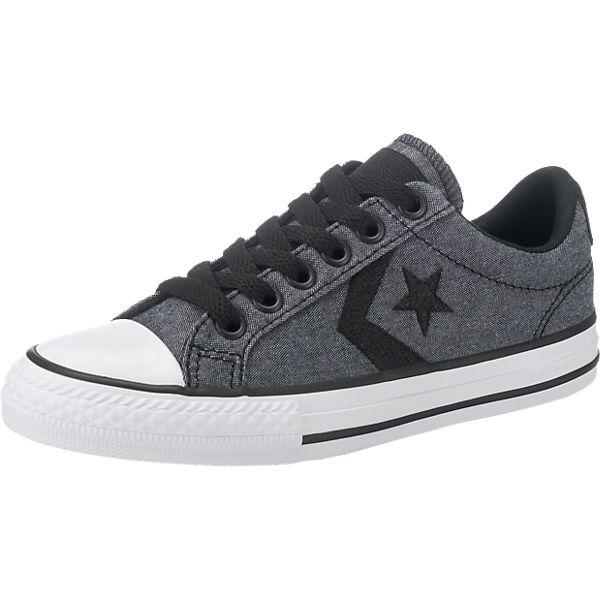 CONVERSE Kinder Sneakers Star Player schwarz