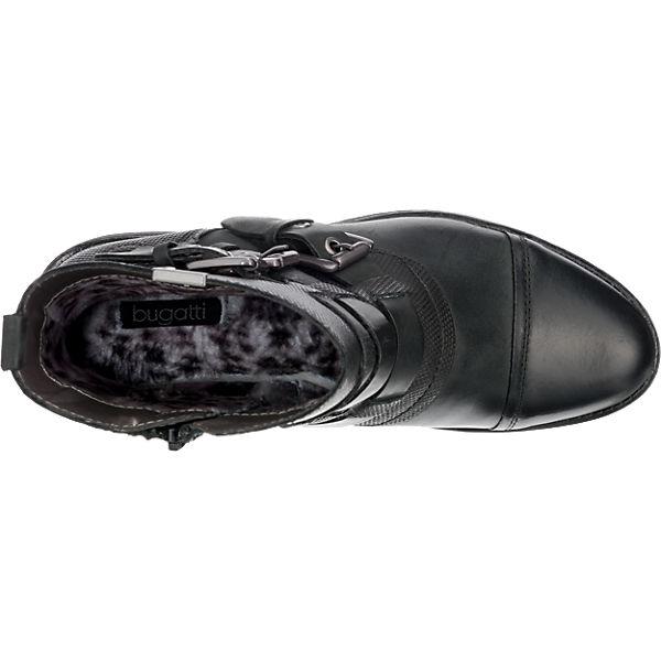 bugatti bugatti Stiefeletten schwarz