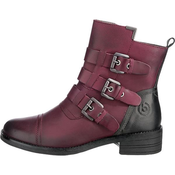 bugatti, bugatti Stiefeletten, dunkelrot beliebte  Gute Qualität beliebte dunkelrot Schuhe 54eb13