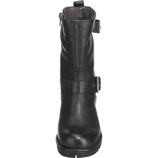 Bugatti, bugatti Stiefel, schwarz    Gute Qualität beliebte Schuhe c73bc9
