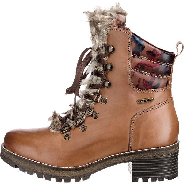 bugatti, bugatti Stiefeletten, hellbraun  Gute Qualität beliebte Schuhe