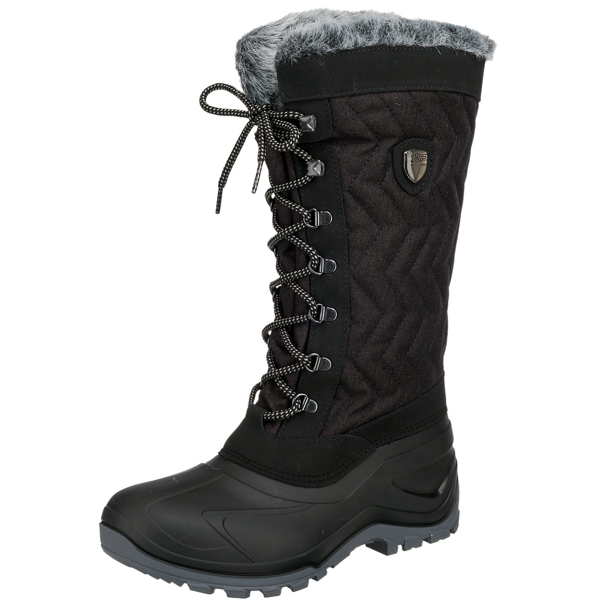 CMP, NIETOS WMN SNOW Stiefel Winterstiefel, schwarz  Gute Qualität beliebte Schuhe