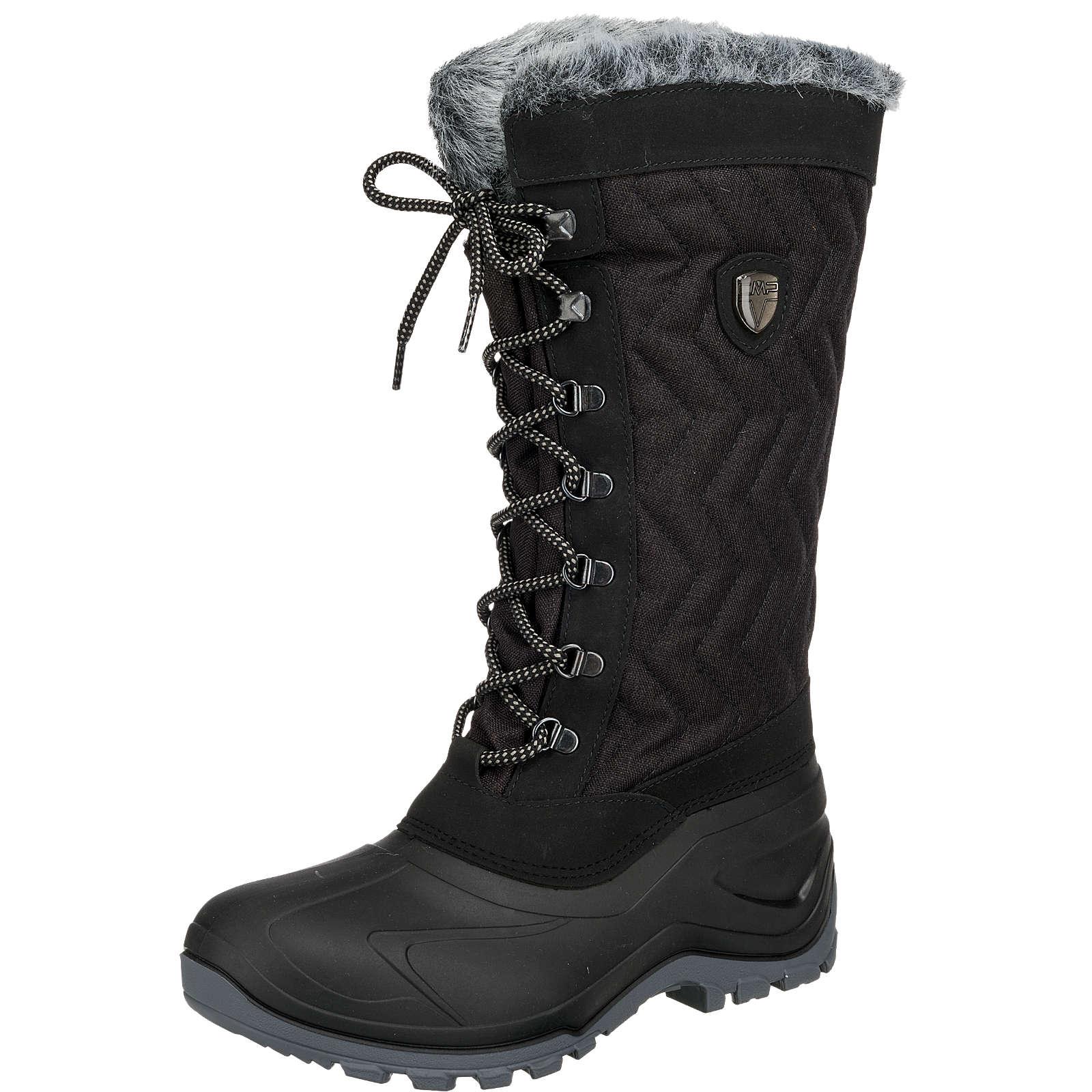CMP NIETOS WMN SNOW BOOTS Winterstiefel schwarz Damen Gr. 38