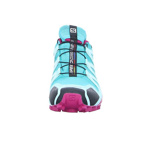 Salomon,  SPEEDCROSS 4 GTX®, türkis  Salomon, Gute Qualität beliebte Schuhe faf9ec