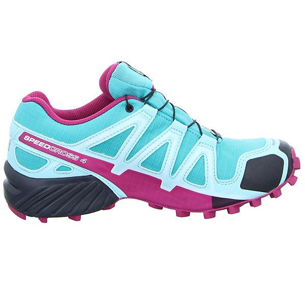Salomon,  SPEEDCROSS 4 GTX®, türkis  Salomon, Gute Qualität beliebte Schuhe 19b73b