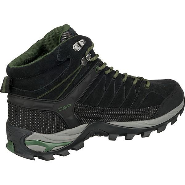 CMP,  Rigel Mid Wanderstiefel, schwarz  CMP, Gute Qualität beliebte Schuhe b3d26b
