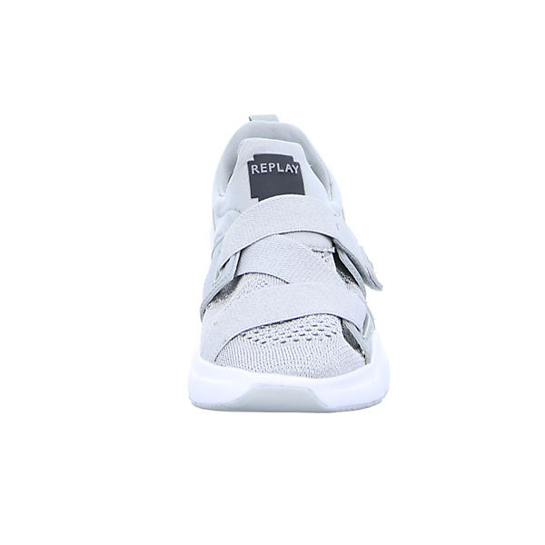 REPLAY REPLAY Sneakers silber