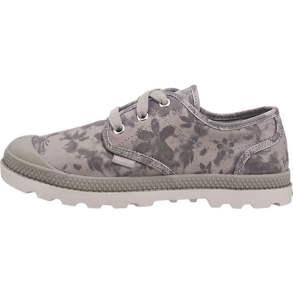 Palladium Palladium Lp grau Oxford Sneakers Pampa rrxd0tU