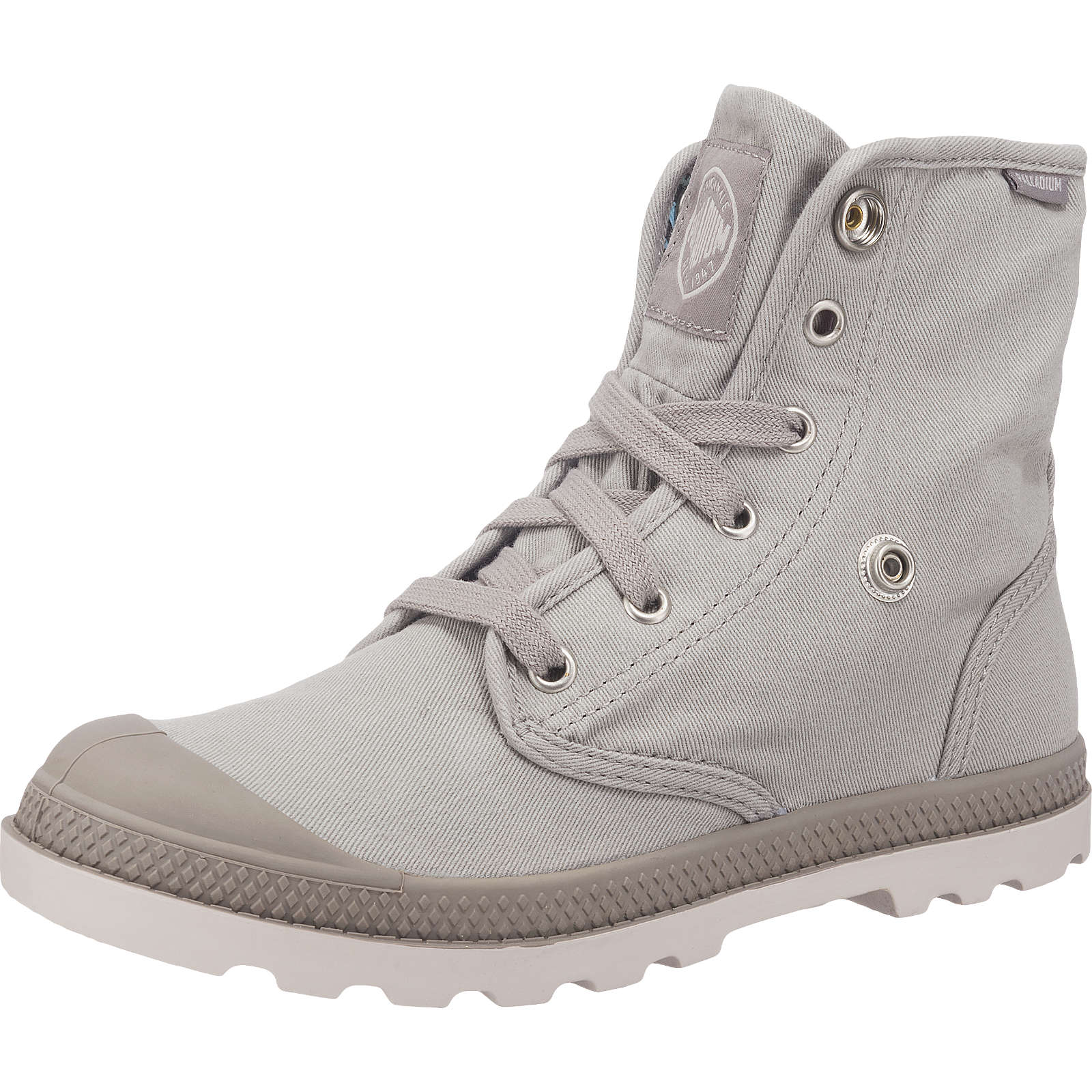 Palladium Baggy Low Lp Tw P Sneakers grau Damen Gr. 40