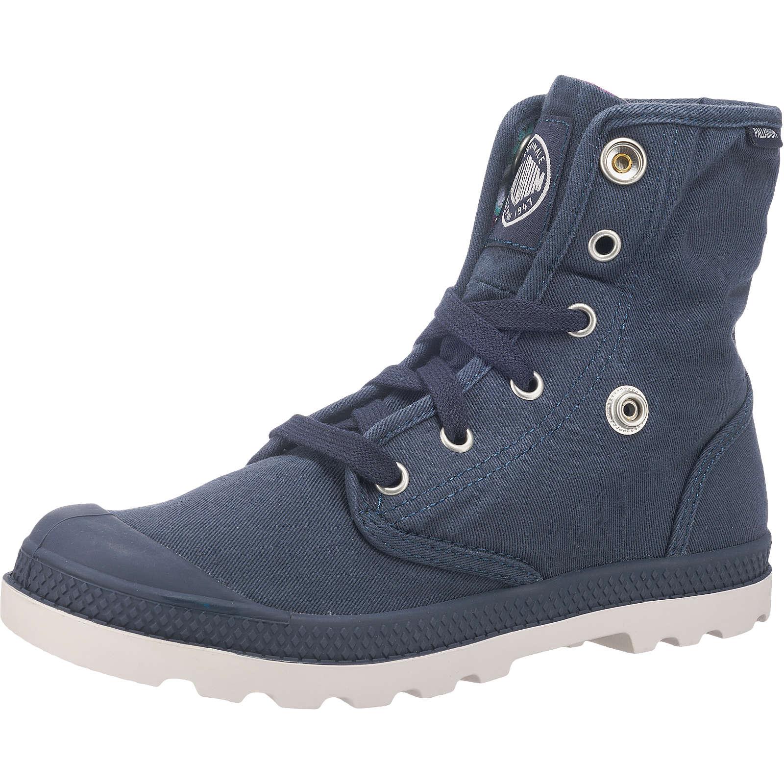 Palladium Baggy Low Lp Tw P Sneakers dunkelblau Damen Gr. 36