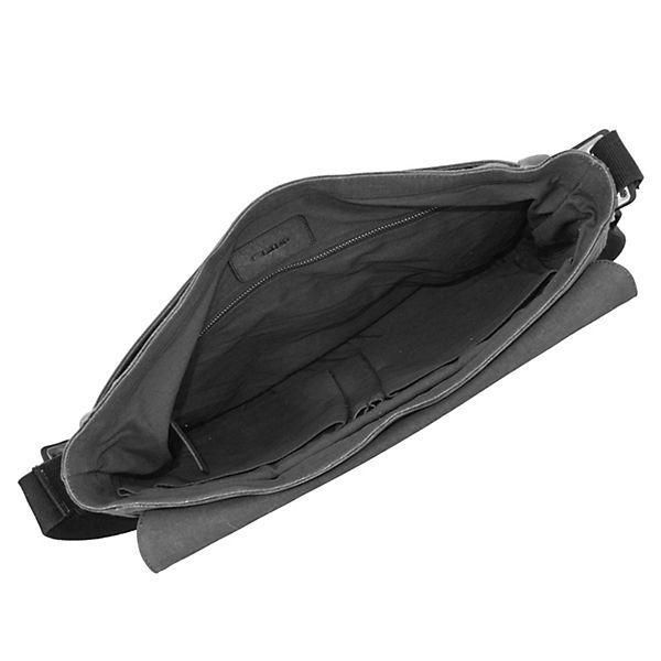 Epic Naturals Messenger 38 cm Laptopfach schwarz