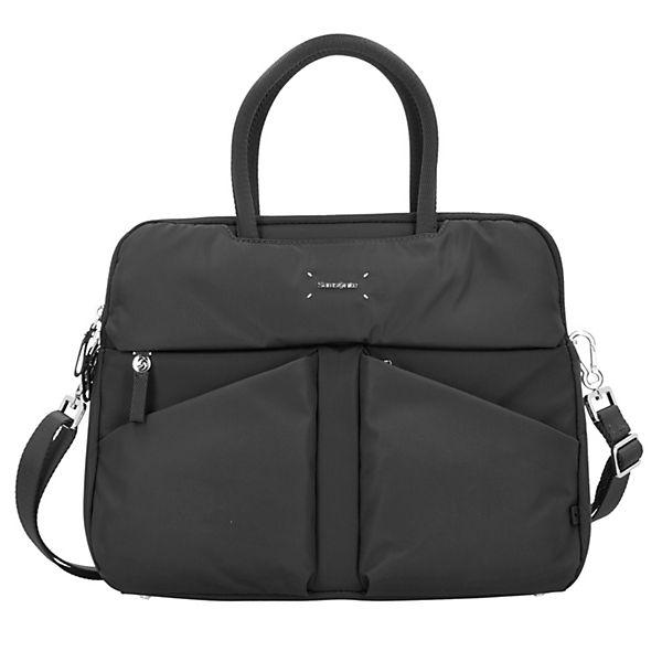 Samsonite Lady Tech Businesstasche 37,5 cm Laptopfach schwarz