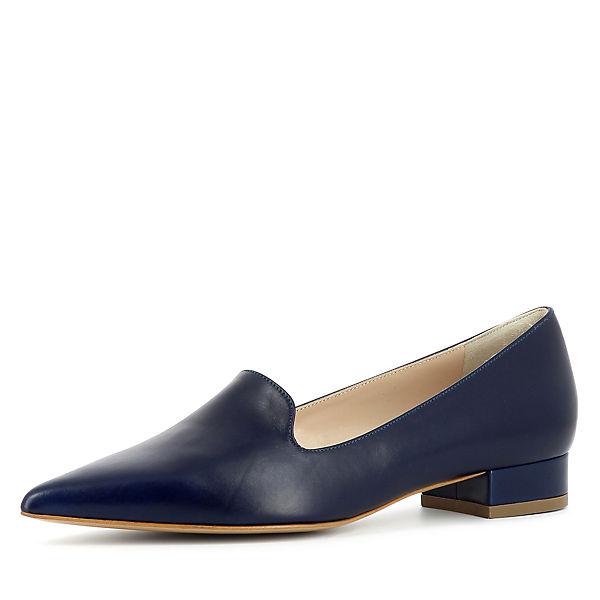 Evita Shoes, Evita Shoes Slipper, Slipper, Slipper, dunkelblau   19cd33