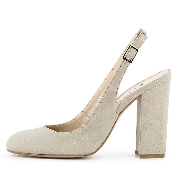Shoes hellgrau Evita Shoes Evita Pumps qnOHgOF