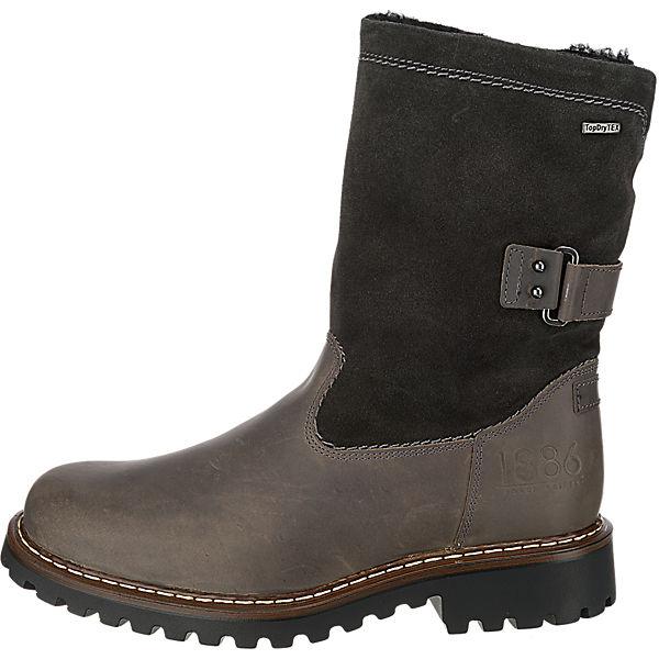 Josef Seibel, Josef Seibel  Chance 21 Stiefel, grau  Seibel Gute Qualität beliebte Schuhe 3d9e24
