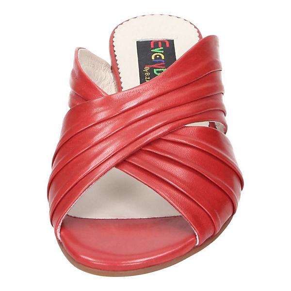 Everybody, Gute Everybody Pantoletten, rot  Gute Everybody, Qualität beliebte Schuhe 7842c8