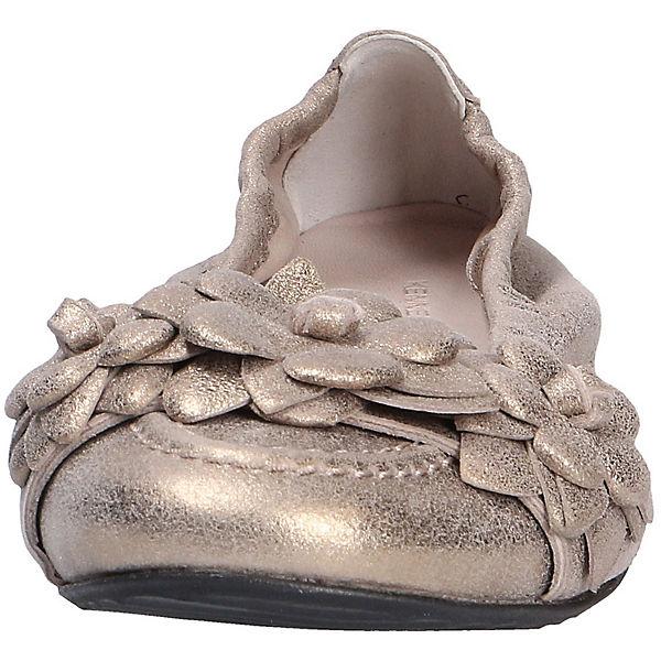 Kennel & Schmenger Kennel & Schmenger Ballerinas gold