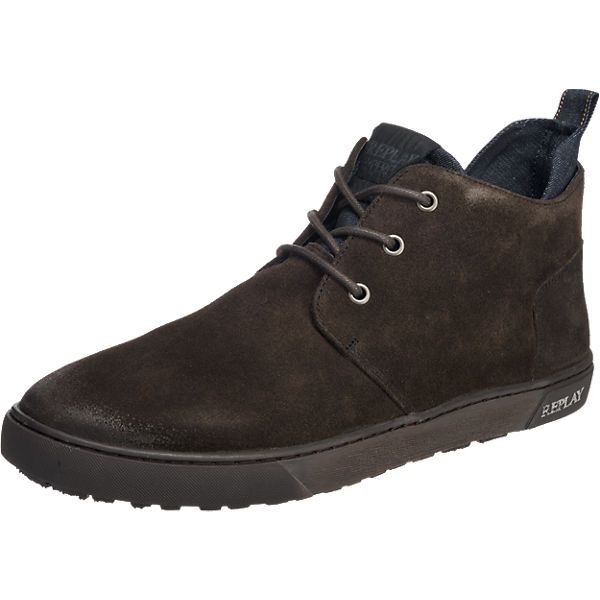 REPLAY REPLAY Malby Sneakers anthrazit