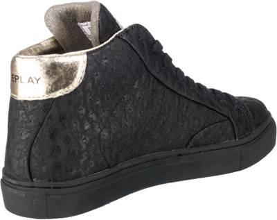 ... REPLAY REPLAY Hall Sneakers schwarz-kombi ...