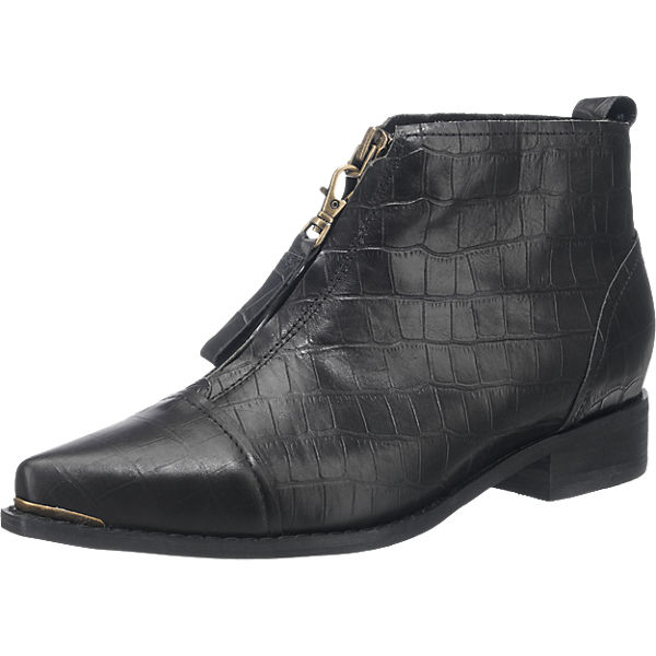 shoe the bear Anna Snake Metal Stiefeletten