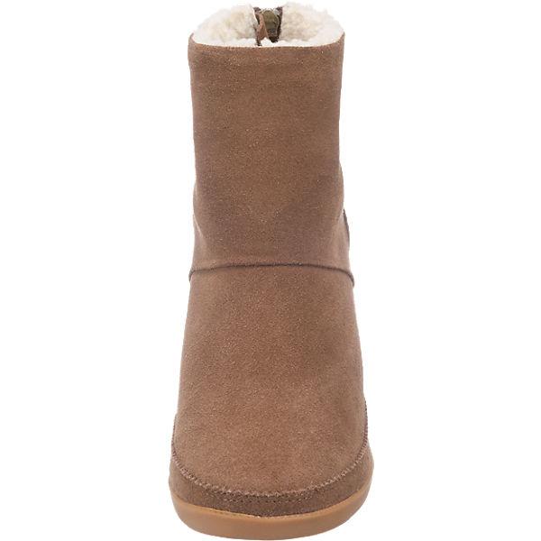 shoe the bear, shoe Stiefeletten, the bear Emmy Fur Stiefeletten, shoe braun   ac1465